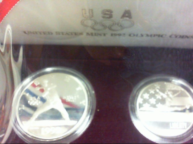1992 UNITED STATED OLYMPIC COINS