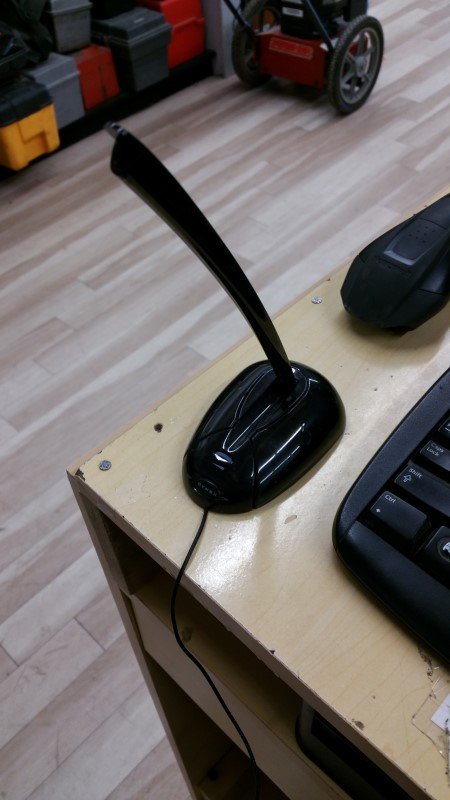 LOGITECH Microphone DX-USBMIC13