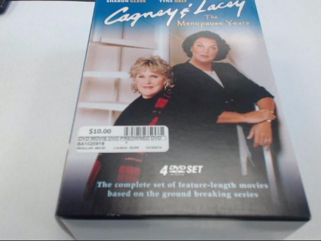 DVD MOVIE DVD PREOWNED DVD BOXSET