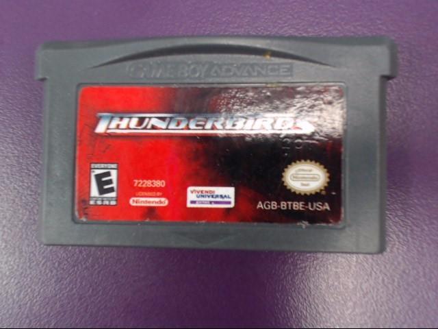 Thunderbirds (Nintendo Game Boy Advance)