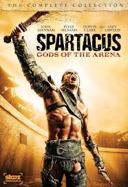 DVD BOX SET DVD SPARTACUS GODS OF THE ARENA