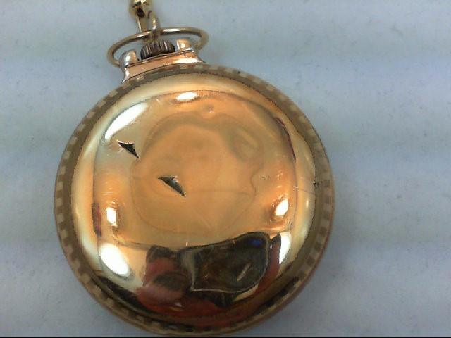ELGIN Pocket Watch BW RAYMOND