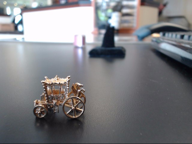 Gold Charm 14K Yellow Gold 7.8g