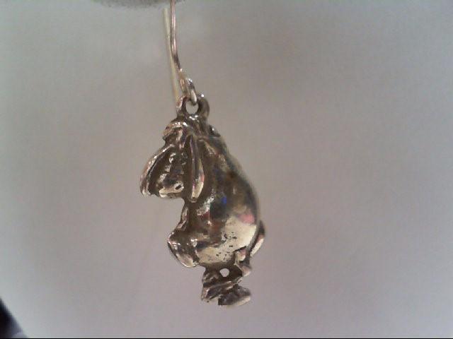 Silver Earrings 925 Silver 3.4g