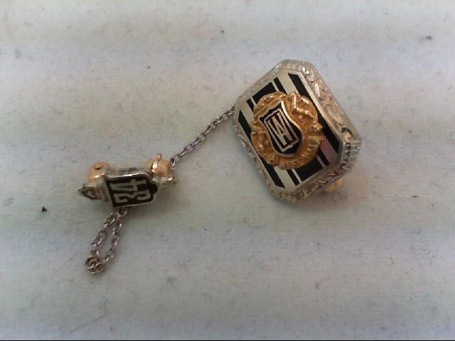 Gold-Misc. 14K White Gold 3.7g
