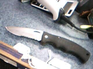 GERBER Hunting Knife COMBAT FOLDER