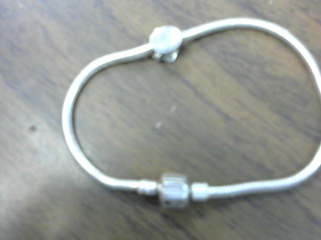 Silver Fashion Bracelet 925 Silver 11dwt