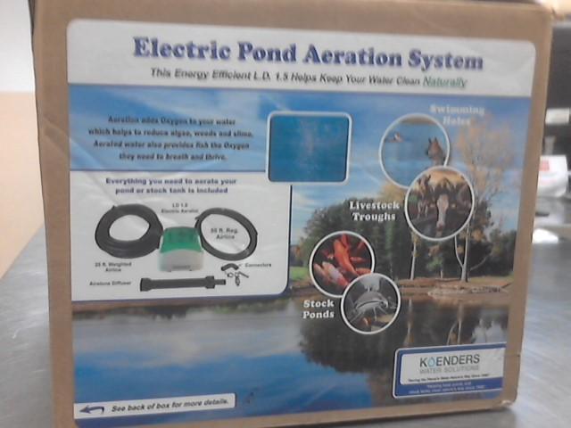 KOENDERS POND AERATION SYSTEM 30071