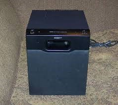 SONY Speakers/Subwoofer SA-WMSP4 SUB WOOFER