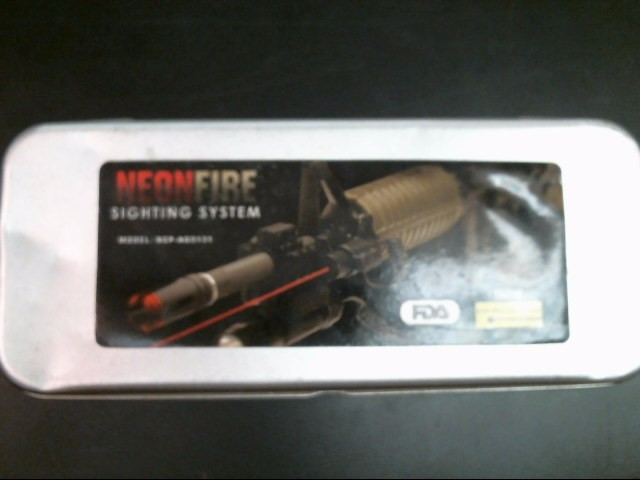 NEONFIRE SIGHTING SYSTEM SCP-AG5131