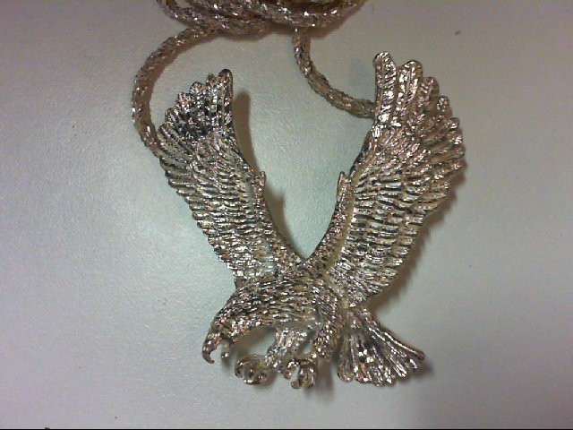 Silver Pendant 925 Silver 43.8g