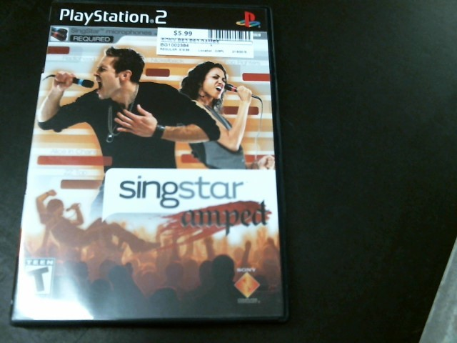 SONY Sony PlayStation 2 PS2 GAME