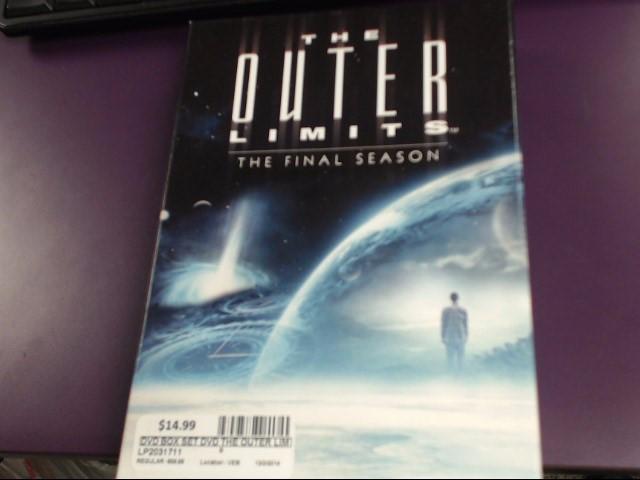 DVD BOX SET  THE OUTER LIMITS THE FINAL SEASON