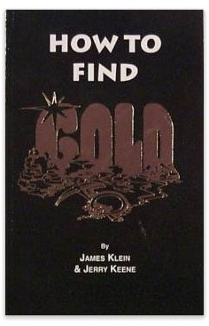 JOBE 5281; HOW TO FIND GOLD BOOK