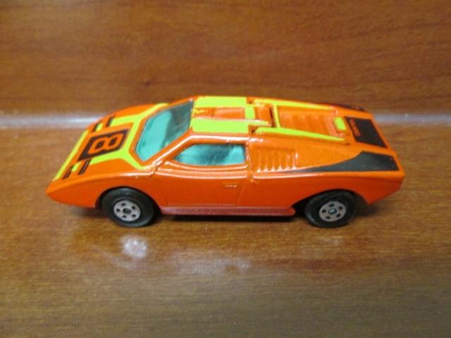 MATCHBOX LAMBORGHINI CAR