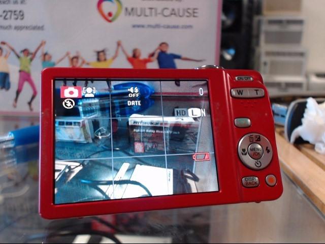 FUJIFILM Digital Camera FINEPIX JX680