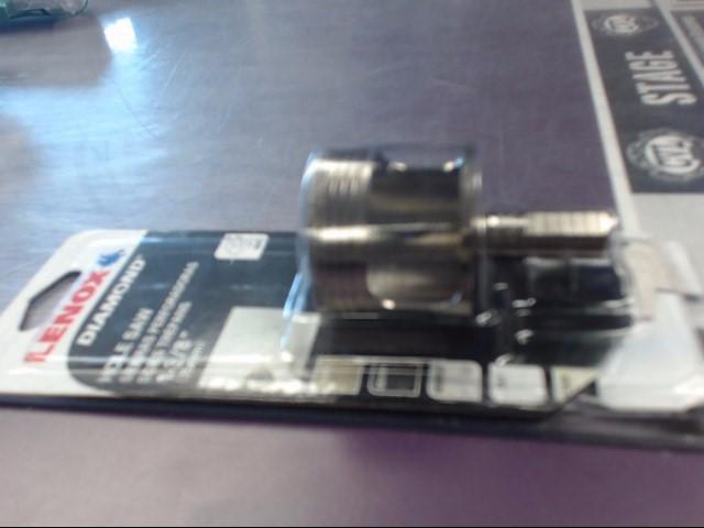 LENOX Drill Bits/Blades HOLE SAW 1-3/8