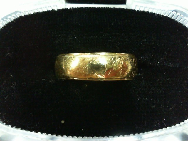 Lady's Gold Ring 14K Yellow Gold 4.6g
