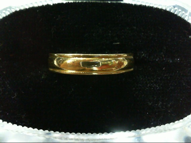 Lady's Gold Ring 14K Yellow Gold 1.7g