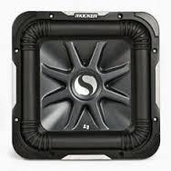 "KICKER Car Speakers/Speaker System SOLO BARIC 10"" SE-S10D4"