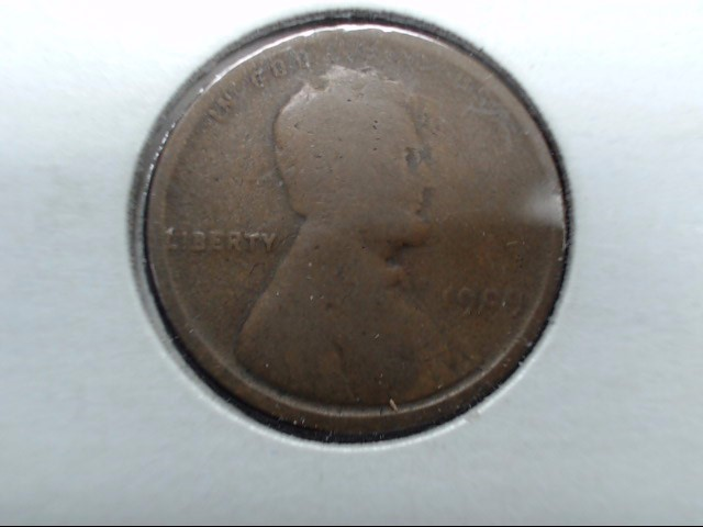 UNITED STATES Coin 1909 VDB CENT