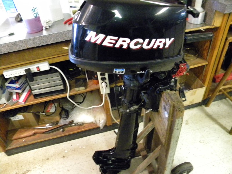 MERCURY Boat Motor ME6ML4ST