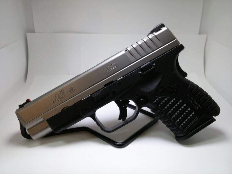 SPRINGFIELD XD-S 4.0, 9MM, GEAR