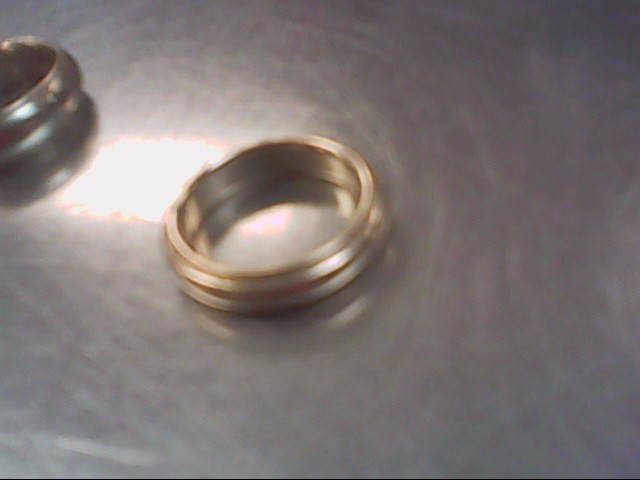 Lady's Gold Wedding Band 14K Yellow Gold 4.7g Size:5