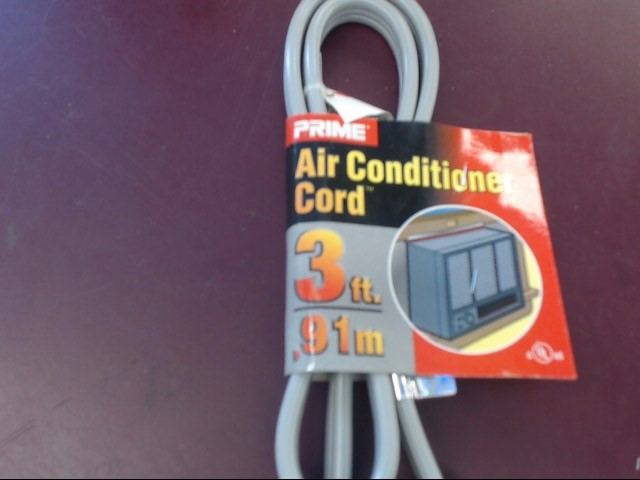 3' A/C EXTENSION CORD