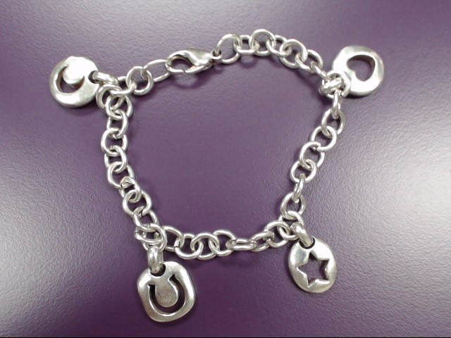 "8"" STERLING SILVER BRACELETW/ 33 GRAMS OF 925 SILVER. FREE SHIPPING!!!"