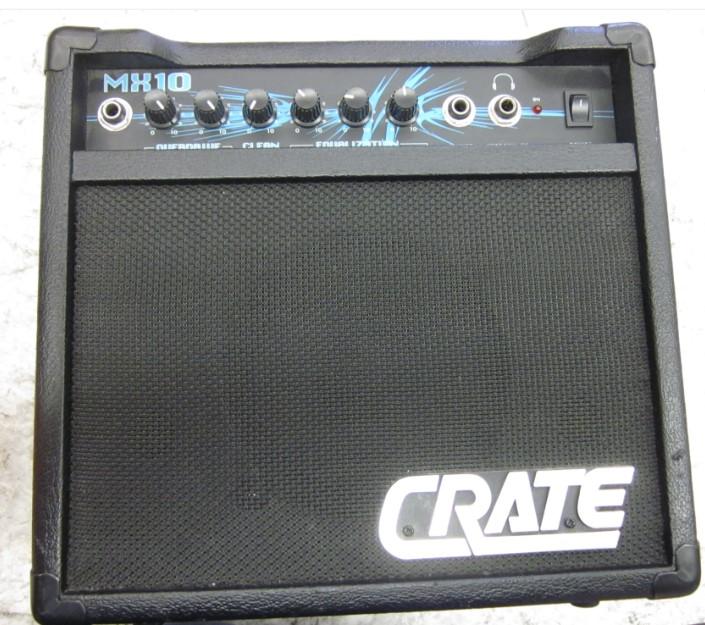 CRATE GUITAR AMP MX10