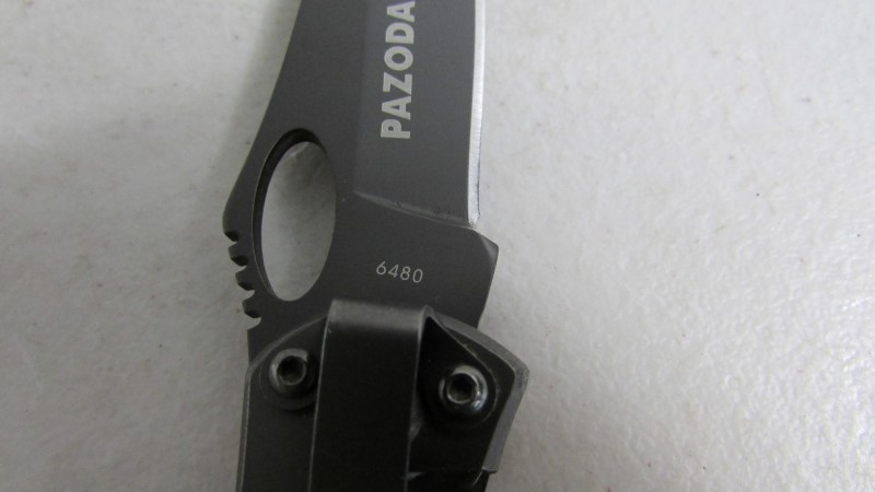 CRKT Pocket Knife PAZODA