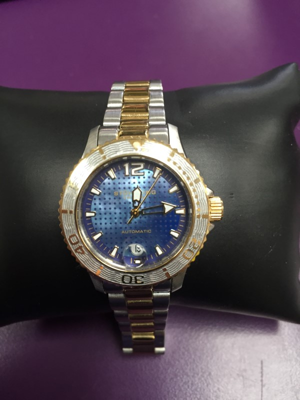 STUHRLING LADIES AUTOMATIC WATCH
