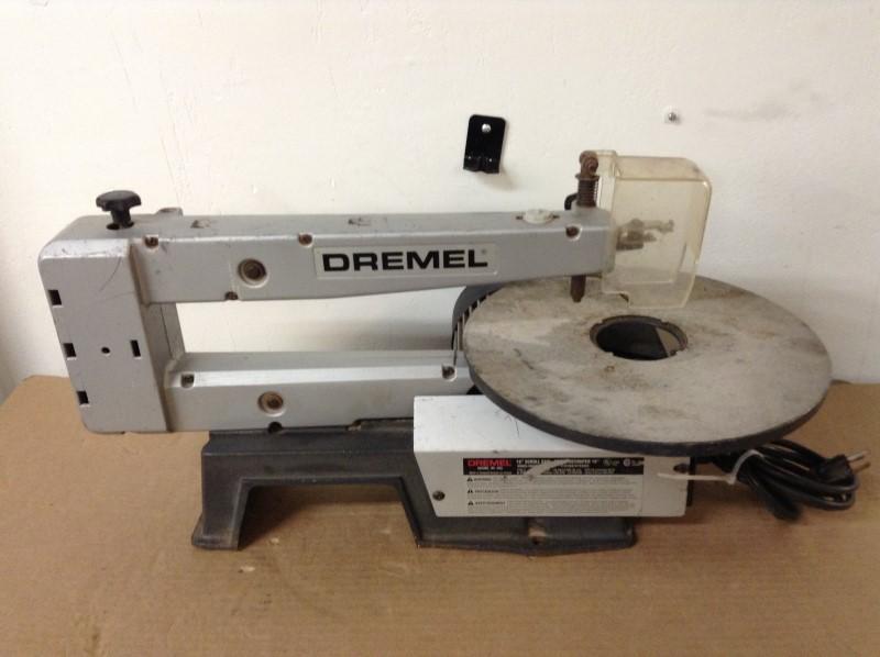 DREMEL MotoTool/Dremel 16 INCH VARIABLE SPEED SCROLL SAW