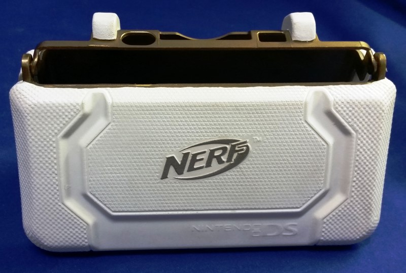 NERF NINTENDO DS CASE