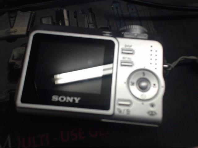 SONY Digital Camera DSC-S650