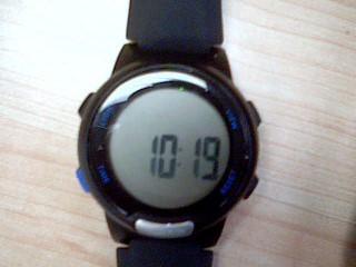 PULSE WATCH Gent's Wristwatch V2.1