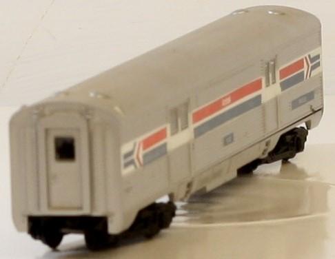 ATHEARN HO 1789 SL BAGGAGE CAR KIT, AMTRAK #1040