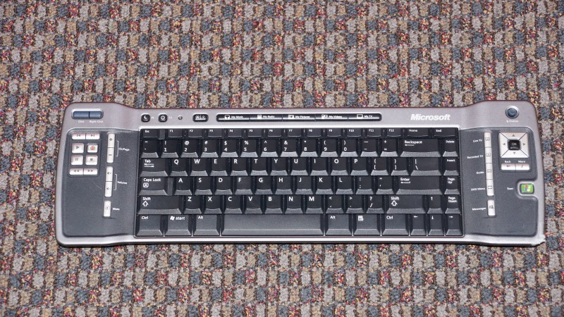 MICROSOFT Computer Accessories KEYBOARD 1044