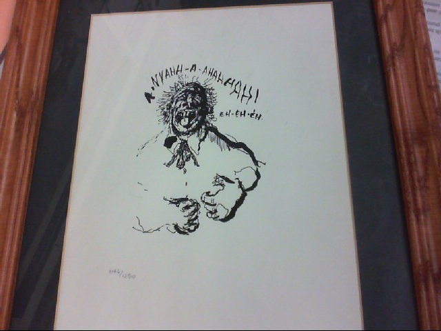 JERRY GARCIA HORTON ART
