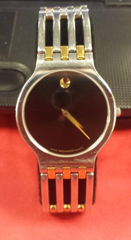 MOVADO Gent's Wristwatch 8419861/14