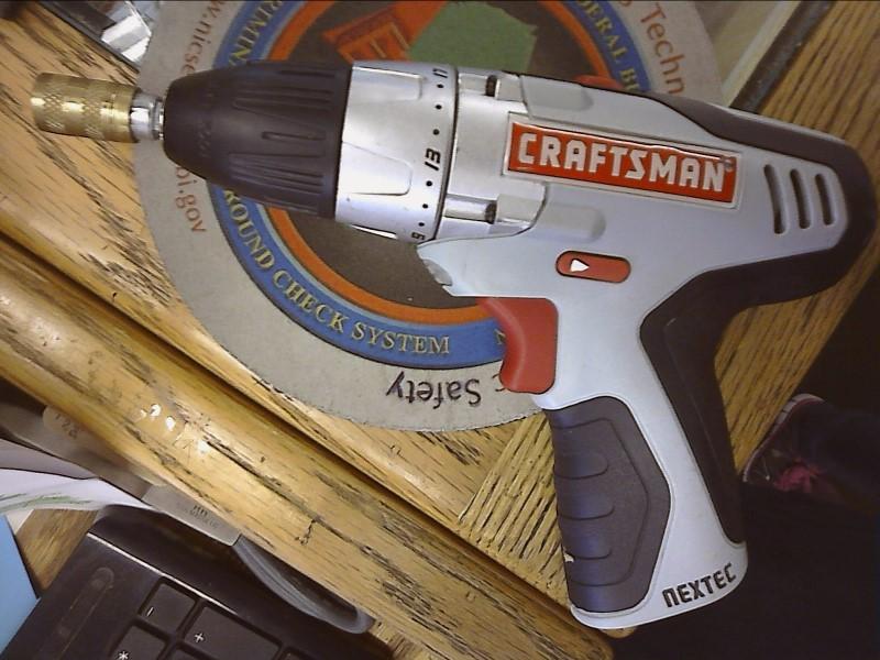 CRAFTSMAN Cordless Drill 320.10003