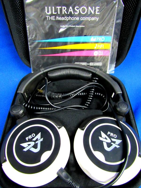 ULTRASONE DJ1 PRO HEADPHONES