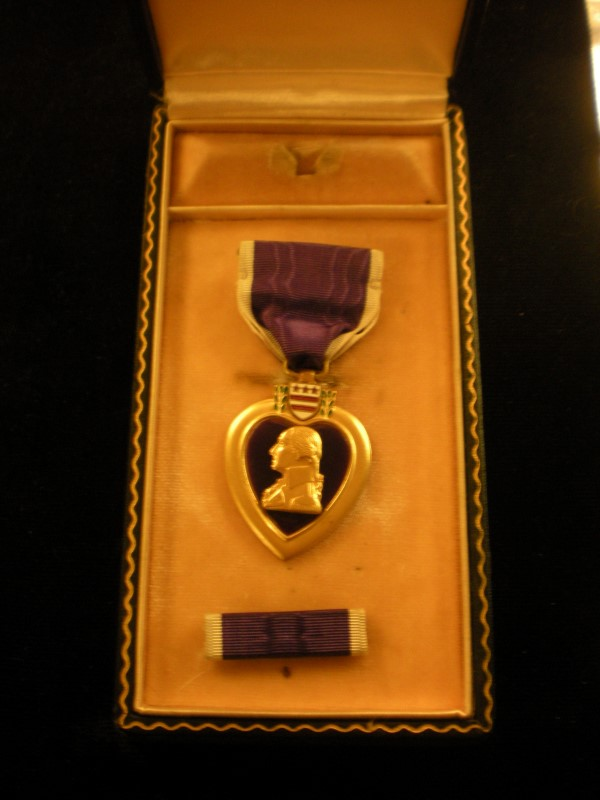 PURPLE HEART MEDAL PURPLE HEART MEDAL
