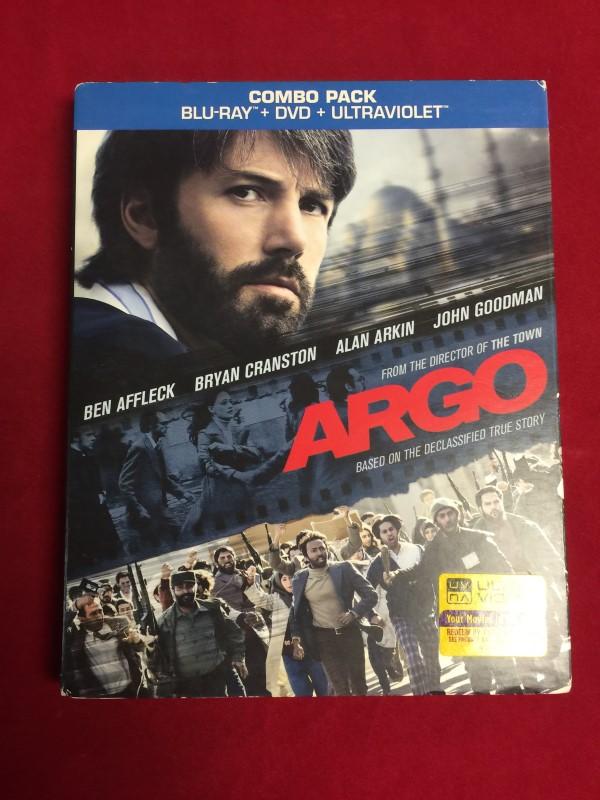 argo combo pack blue-ray & dvd