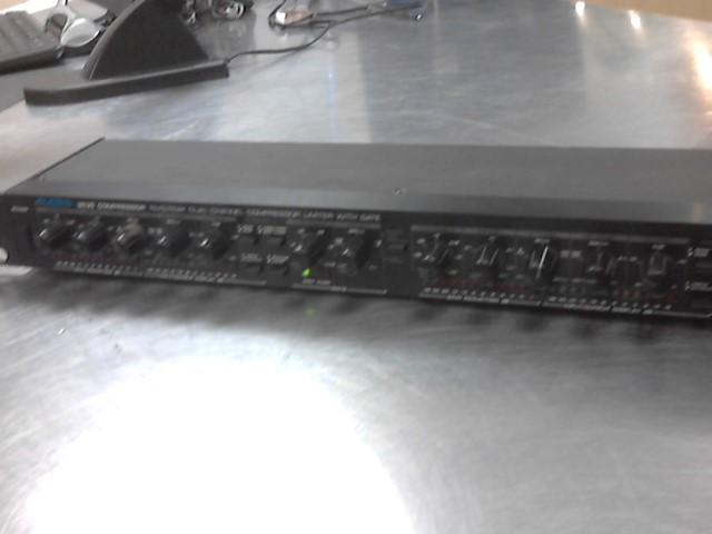 ALESIS Rack Gear 3630 COMPRESSOR