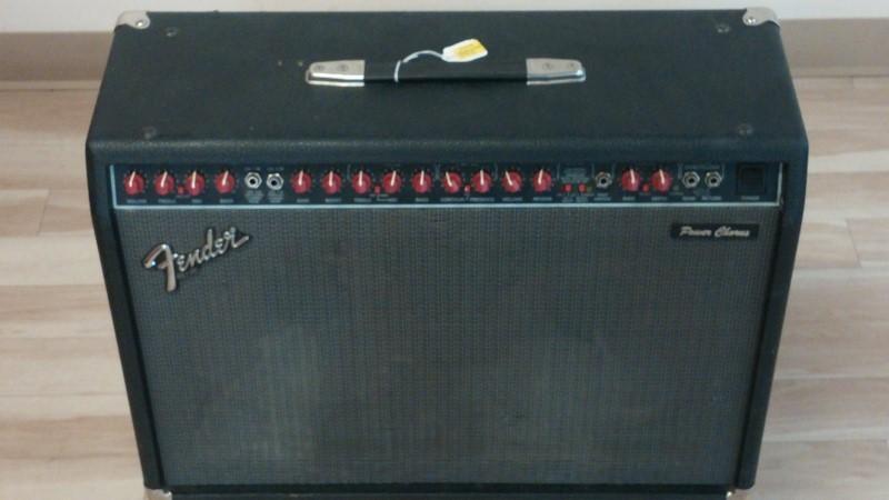 FENDER Electric Guitar Amp POWERCHORUS_LO-113459