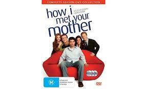 HOW I MET YOUR MOTHER 1ST SEASON