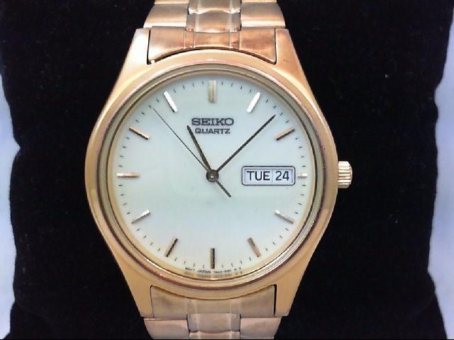 SEIKO Gent's Wristwatch WATCH