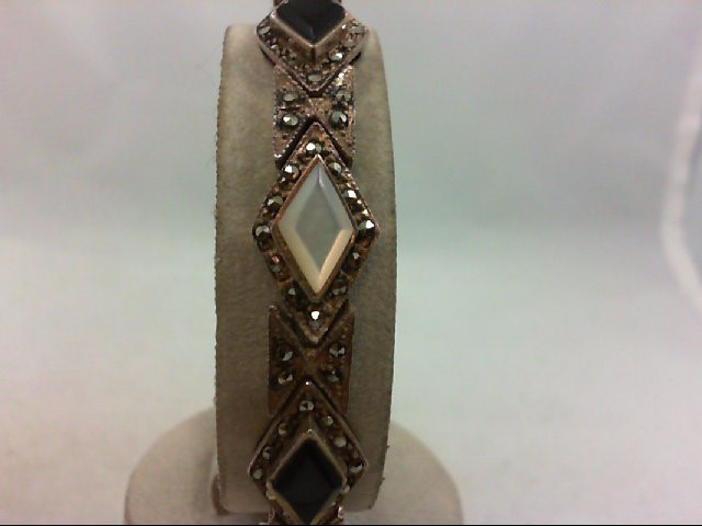 Silver Bracelet 925 Silver 26.3g